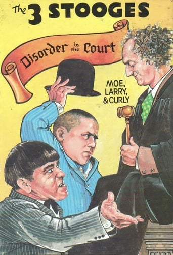Poster of Disorder in the Court