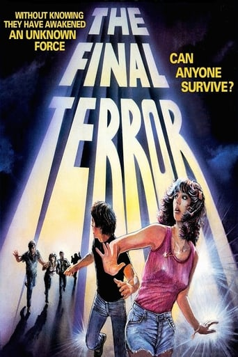Poster of The Final Terror