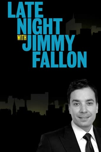Poster of Late Night with Jimmy Fallon