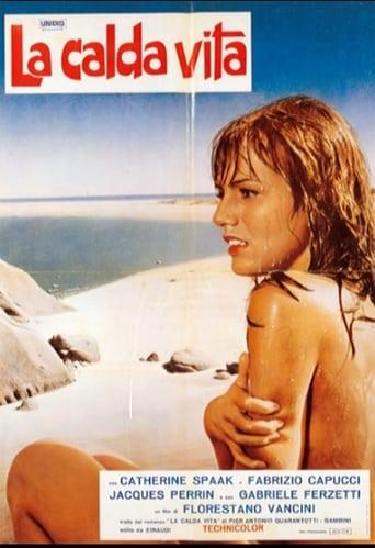 Poster of La calda vita