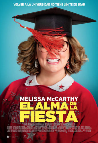 Poster of El alma de la fiesta