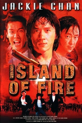 Poster of Island of Fire