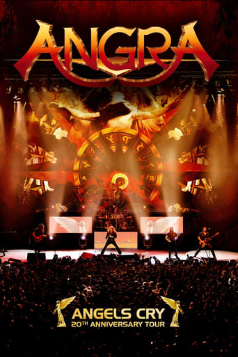 Poster of Angra: Angels Cry 20th Anniversary Tour