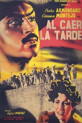 Poster of Al caer la tarde