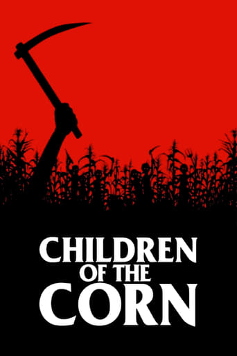 Poster of Children of the Corn