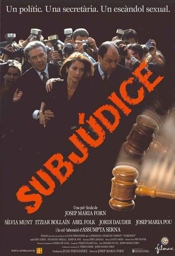 Poster of Subjúdice