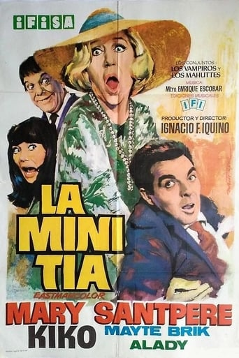 Poster of La mini tía
