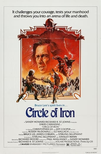 Poster of Circle of Iron