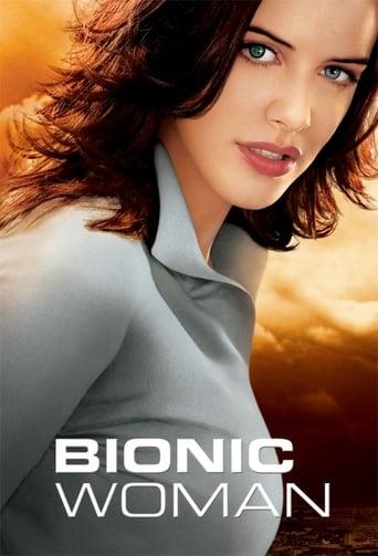 Poster of Bionická žena
