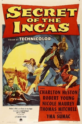 Poster of Secret of the Incas