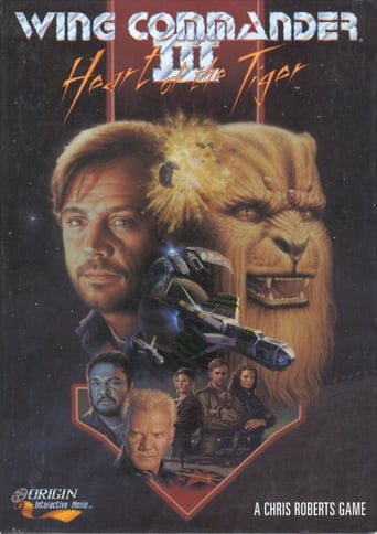 Poster of Wing Commander III: Heart of the Tiger