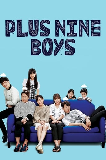Poster of Plus Nine Boys