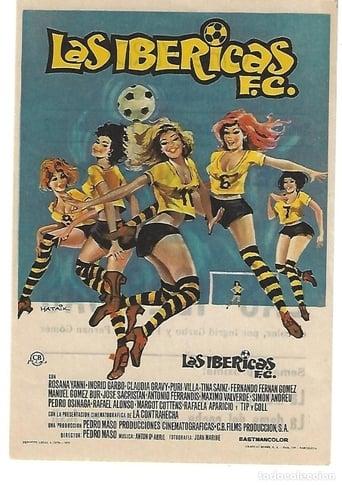 Poster of Las Ibéricas F.C.