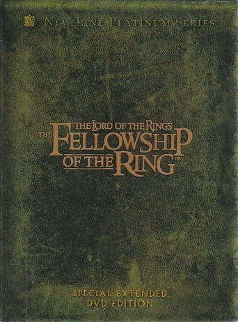 Poster of The Lord of the Rings: The Fellowship of the Ring (Extended Edition)