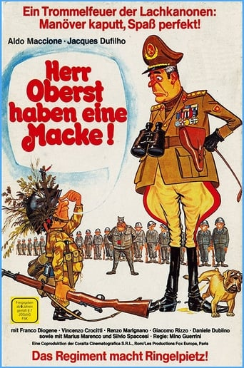 Poster of How Colonel Buttiglione Became a General