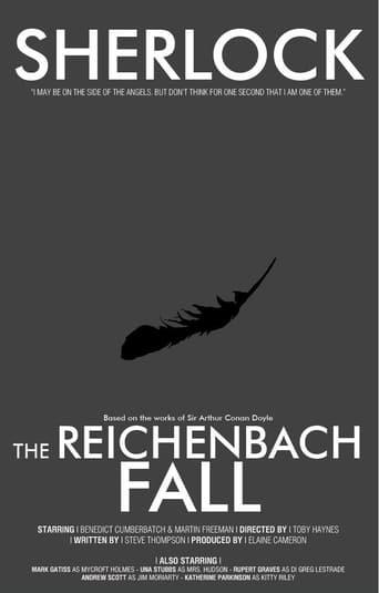 How old was Martin Freeman in Sherlock - The Reichenbach Fall