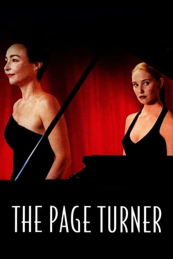 Poster of The Page Turner