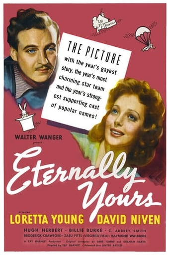 Poster of Eternally Yours