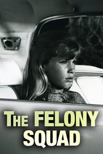 Poster of Felony Squad