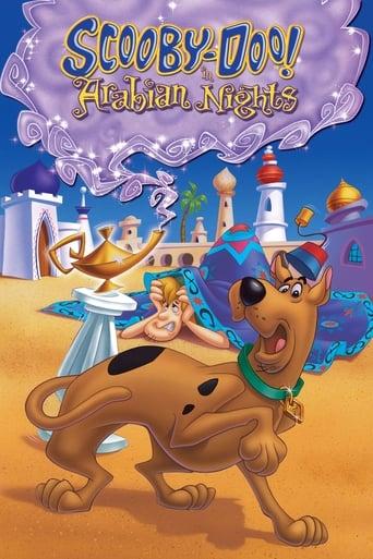 Poster of Scooby-Doo! in Arabian Nights