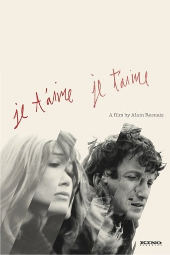 Poster of Je T'Aime, Je T'Aime