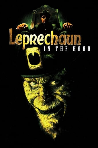 Poster of Leprechaun in the Hood