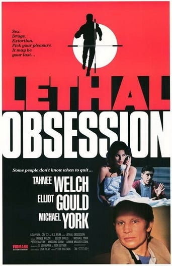 Lethal Obsession poster
