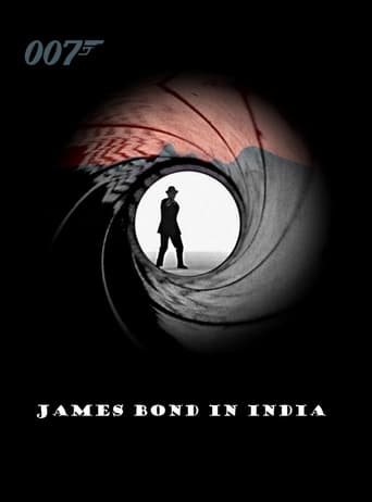 Poster of James Bond In India