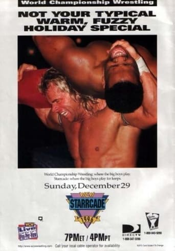 Poster of WCW Starrcade 1996