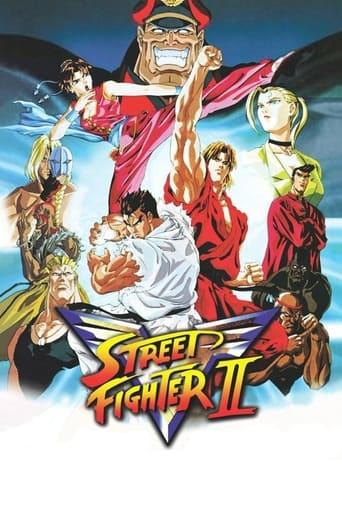 Poster of Street Fighter II: V