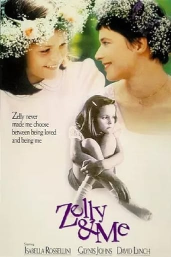 Poster of Zelly and Me