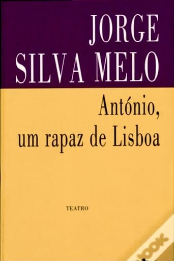 Poster of Antonio, a boy in Lisbon