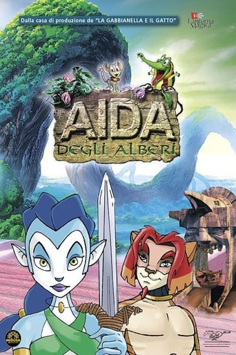 Poster of Aida of the Trees