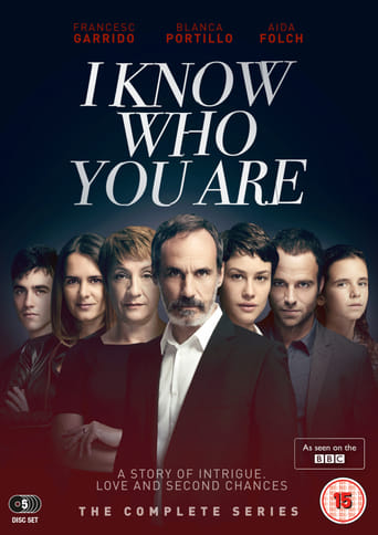 Poster of I Know Who You Are