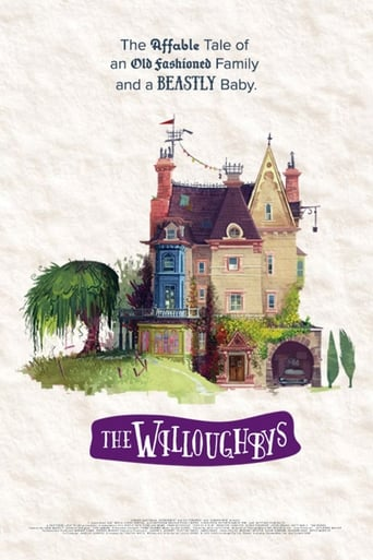 The Willoughbys poster