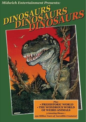Poster of Dinosaurs, Dinosaurs, Dinosaurs