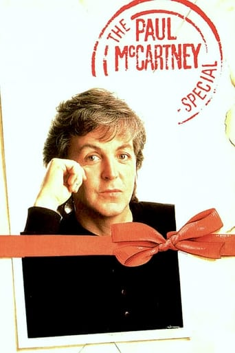 The Paul McCartney Special poster