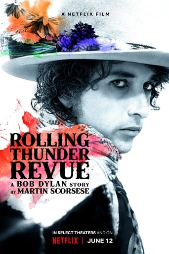Rolling Thunder Revue : A Bob Dylan Story by Martin Scorsese
