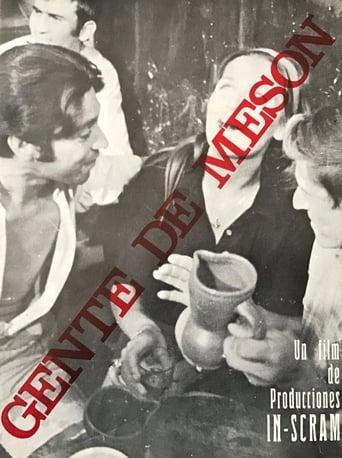 Poster of Gente de mesón