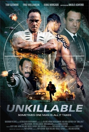 Poster of Unkillable