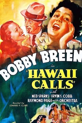 Poster of Hawaii Calls