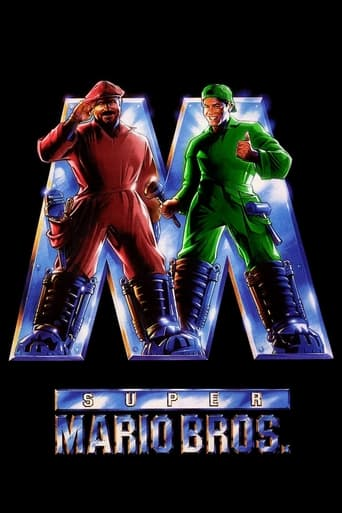 Poster of Super Mario Bros.