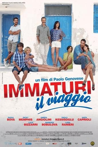 Poster of Immaturi - Il viaggio