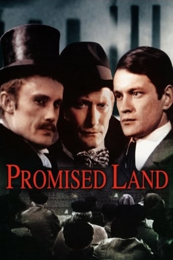 Poster of The Promised Land