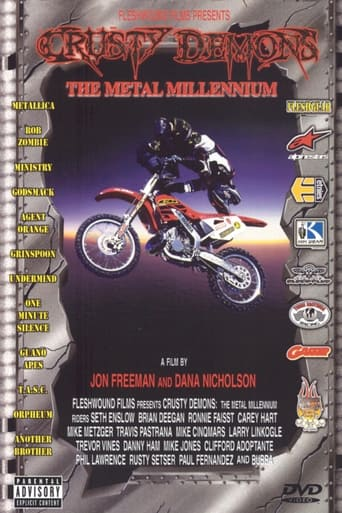Poster of Crusty Demons: The Metal Millennium