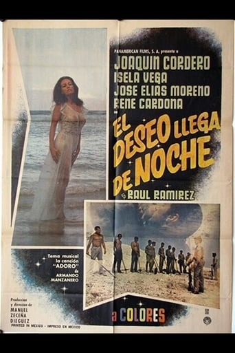 Poster of El deseo llega de noche