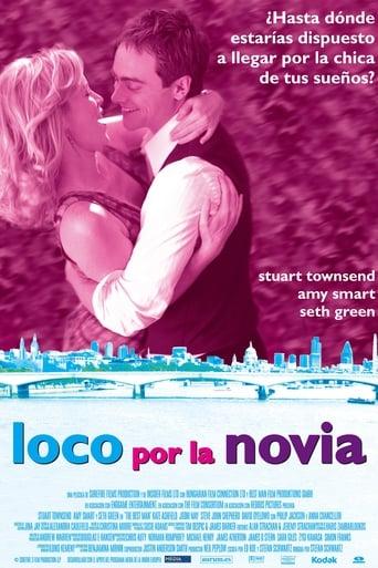 Poster of Loco por la novia