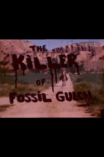 Poster of The Killer of Fossil Gulch