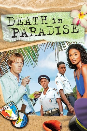 Poster of Death in Paradise