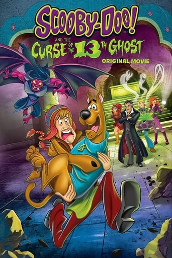 Scooby-Doo! and the Curse of the 13th Ghost Poster